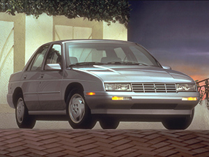 Технические характеристики Chevrolet Corsica