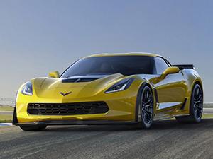 Технические характеристики Chevrolet Corvette