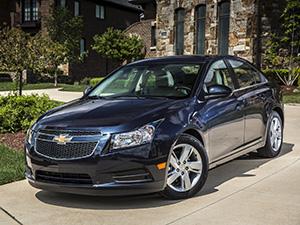 Технические характеристики Chevrolet Cruze