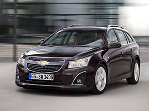 Технические характеристики Chevrolet Cruze SW 1.4 Turbo 2012- г.