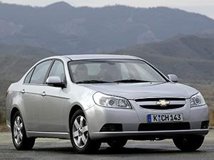 Технические характеристики Chevrolet Epica