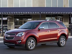 Технические характеристики Chevrolet Equinox