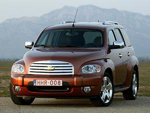 Технические характеристики Chevrolet HHR