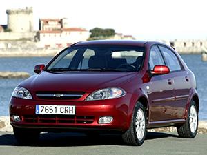 Технические характеристики Chevrolet Lacetti 2.0 TDCI 2005-2010 г.