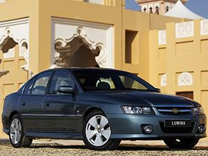 Технические характеристики Chevrolet Lumina