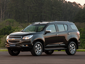 Технические характеристики Chevrolet Trailblazer