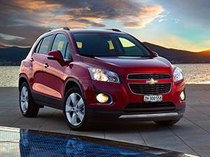 Технические характеристики Chevrolet Trax 1.7D 2013- г.