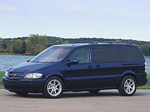 Технические характеристики Chevrolet Venture