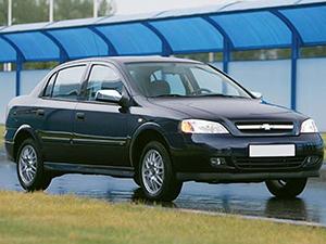Технические характеристики Chevrolet Viva