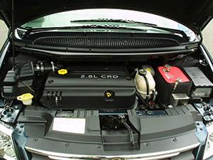 Chrysler Voyager 5 дв. минивэн Voyager