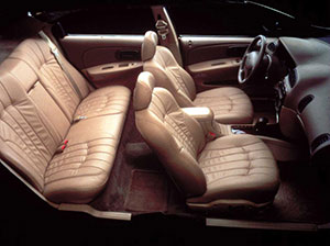 Chrysler Concorde 4 дв. седан Concorde