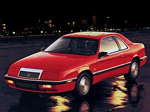 Chrysler Le Baron 2 дв. купе Coupe