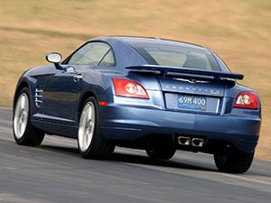 Chrysler Crossfire 2 дв. купе Crossfire