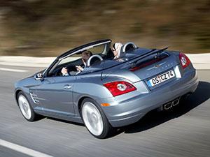Chrysler Crossfire 2 дв. кабриолет Crossfire Roadster