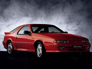 Chrysler Daytona 3 дв. купе Daytona