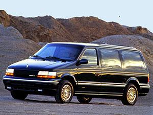 Chrysler Grand Voyager 4 дв. минивэн Grand Voyager