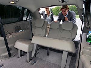 Chrysler Grand Voyager 5 дв. минивэн Grand Voyager