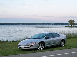 Chrysler Intrepid 4 дв. седан Intrepid
