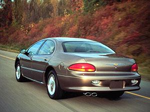 Chrysler LHS 4 дв. седан LHS