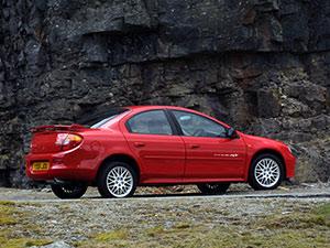 Chrysler Neon 4 дв. седан Neon