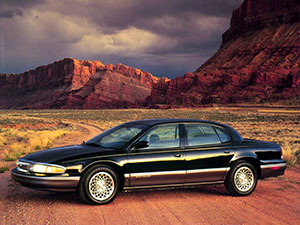 Chrysler New Yorker 4 дв. седан New Yorker