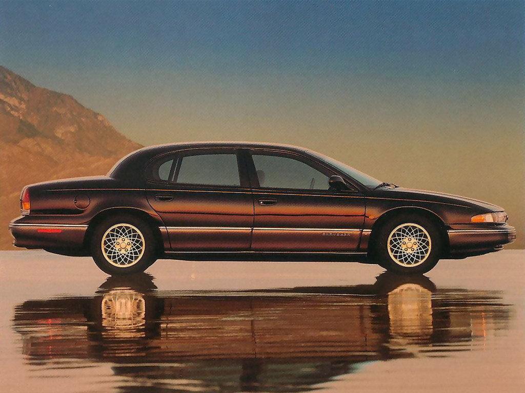 Chrysler (Крайслер) New Yorker 1995-1997 г.