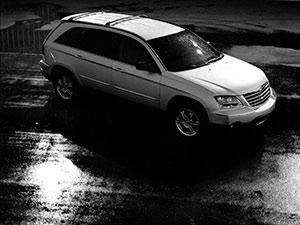 Chrysler Pacifica 5 дв. внедорожник Pacifica