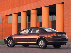 Chrysler Sebring 4 дв. седан Sebring