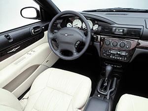 Chrysler Sebring 2 дв. кабриолет Sebring Cabrio