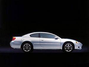 Chrysler Sebring 2 дв. купе Sebring Coupe