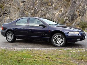 Chrysler Stratus 4 дв. седан Stratus