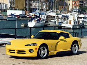 Chrysler Viper 2 дв. кабриолет Viper