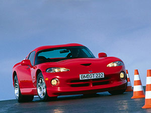 Chrysler Viper 2 дв. купе Viper GTS