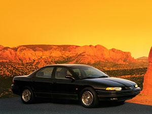 Chrysler Vision 4 дв. седан Vision