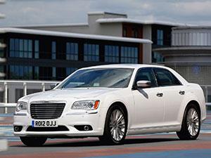 Технические характеристики Chrysler 300C