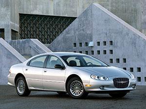 Технические характеристики Chrysler Concorde