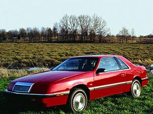 Технические характеристики Chrysler Le Baron