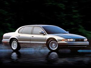 Технические характеристики Chrysler New Yorker