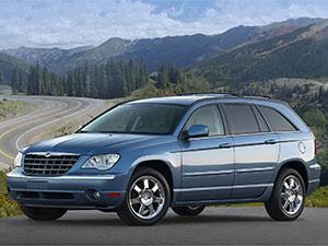 Технические характеристики Chrysler Pacifica