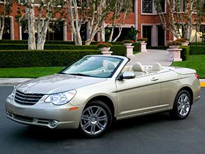 Технические характеристики Chrysler Sebring
