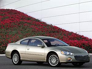 Sebring Coupe с 2000 по 2007