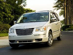 Технические характеристики Chrysler Town & Country