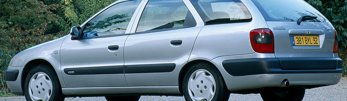 ситроен xsara 1999 характеристики