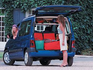 Citroen Berlingo 4 дв. минивэн Berlingo