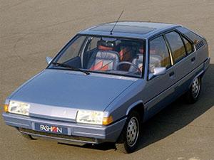 Citroen BX 5 дв. хэтчбек BX