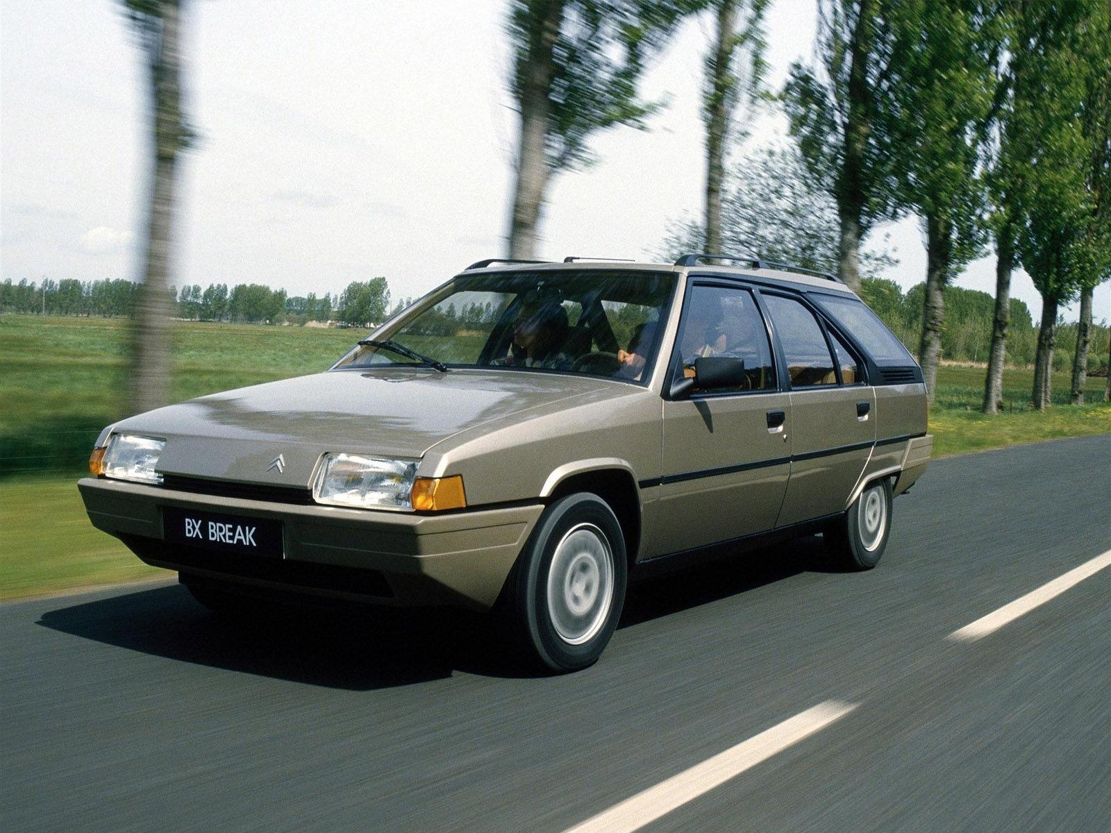 Citroen (Ситроен) BX Break 1989-1994 г.