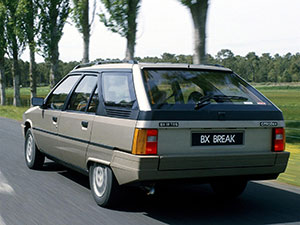 Citroen BX 5 дв. универсал BX Break