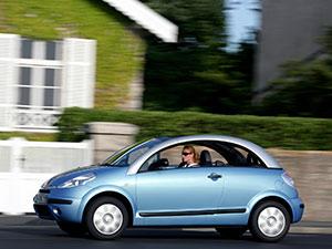 Citroen C3 Pluriel 3 дв. кабриолет C3 Pluriel