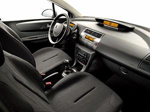 Citroen C4 3 дв. купе C4 Coupe