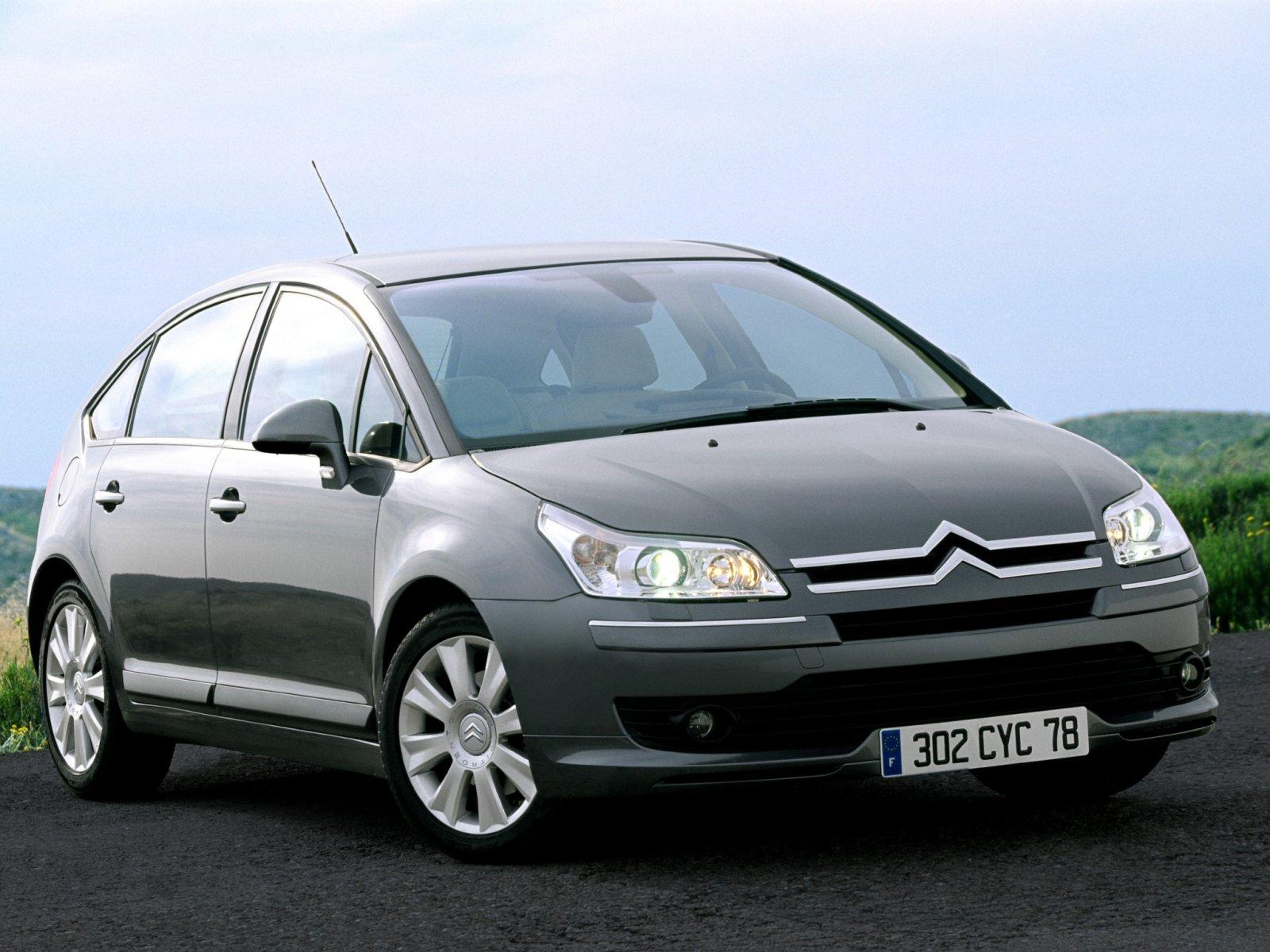 Citroen (Ситроен) C4 2004-2008 г.